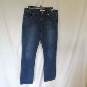 Cabi womens 5166 The Straight Denim Jeans 10